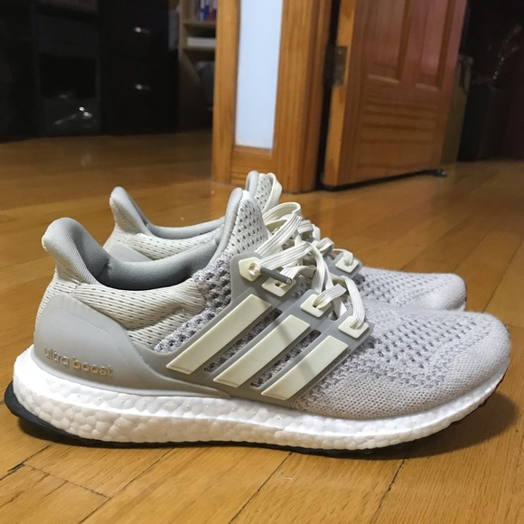 new products da66b 82467 Adidas ultra-boost 1.0 creams size 9.5